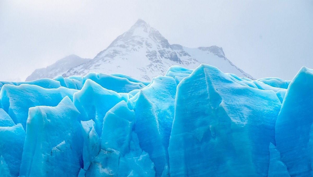dinamica de un glaciar