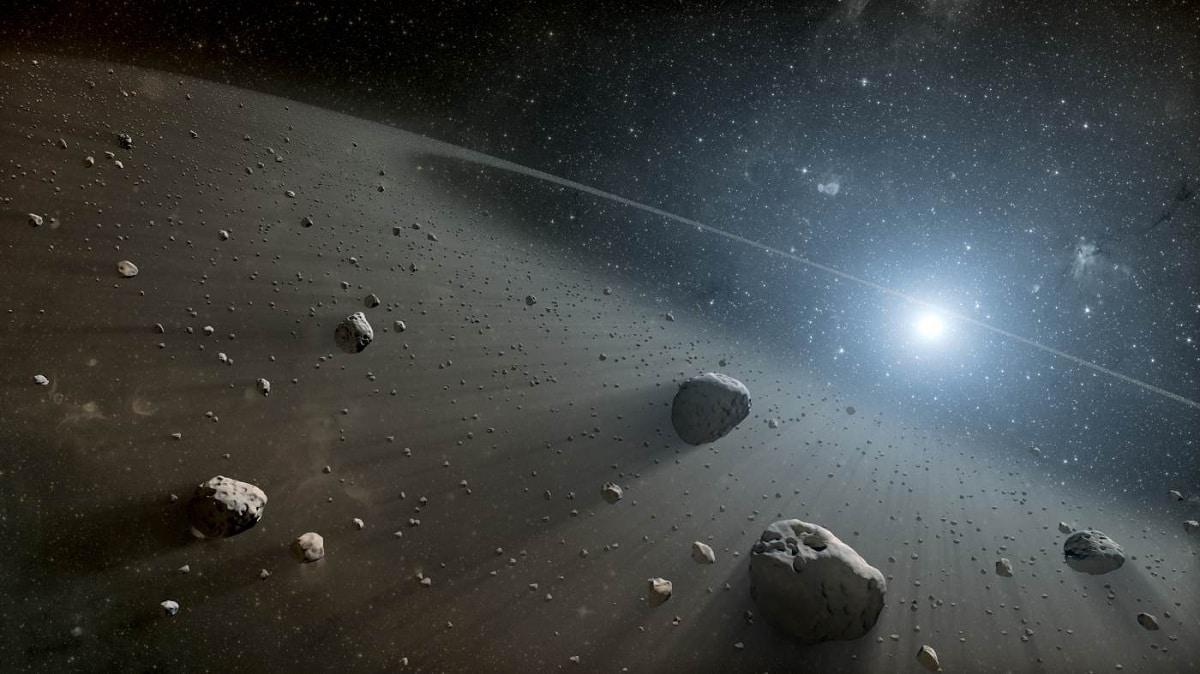 exoplanetas de la estrella vega