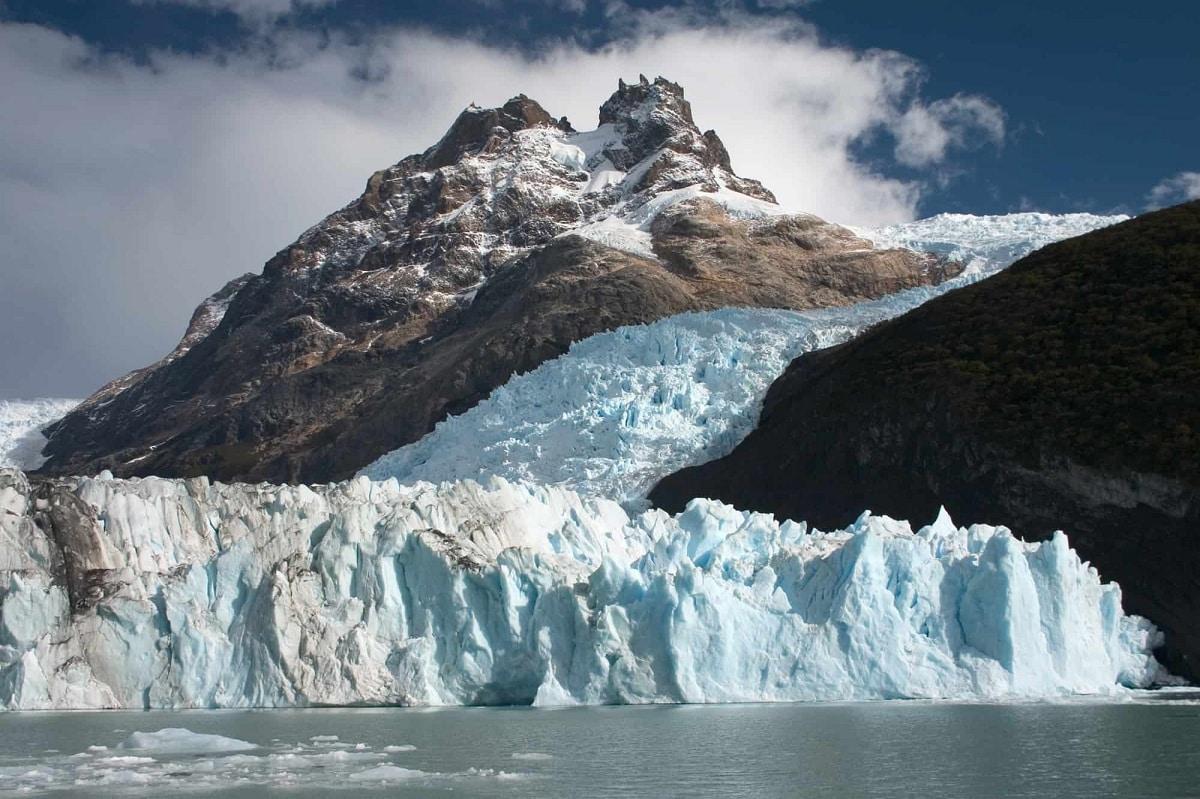 formacion de un glaciar
