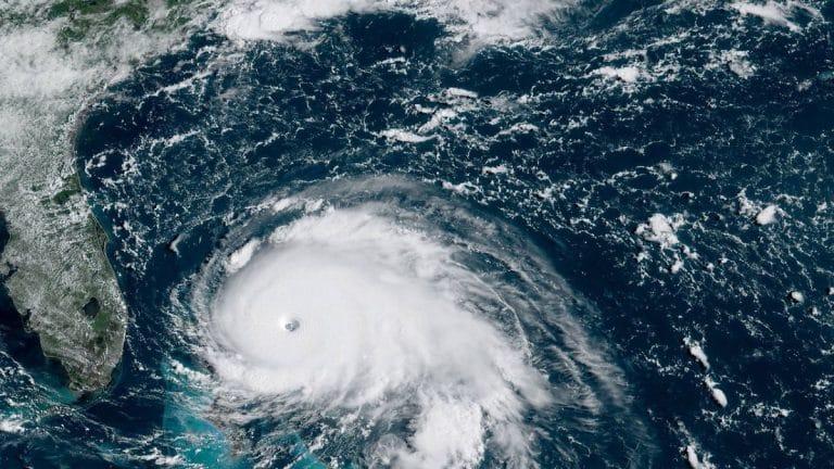 huracan dorian