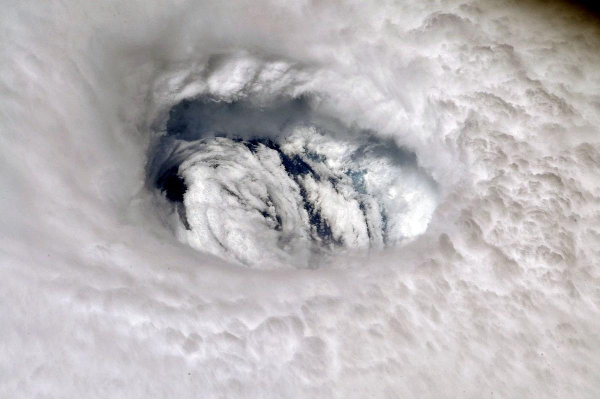 huracan y cambio climatico