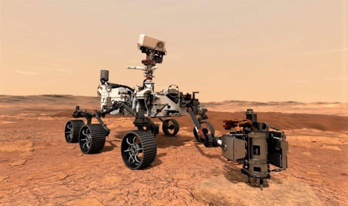 robot marciano