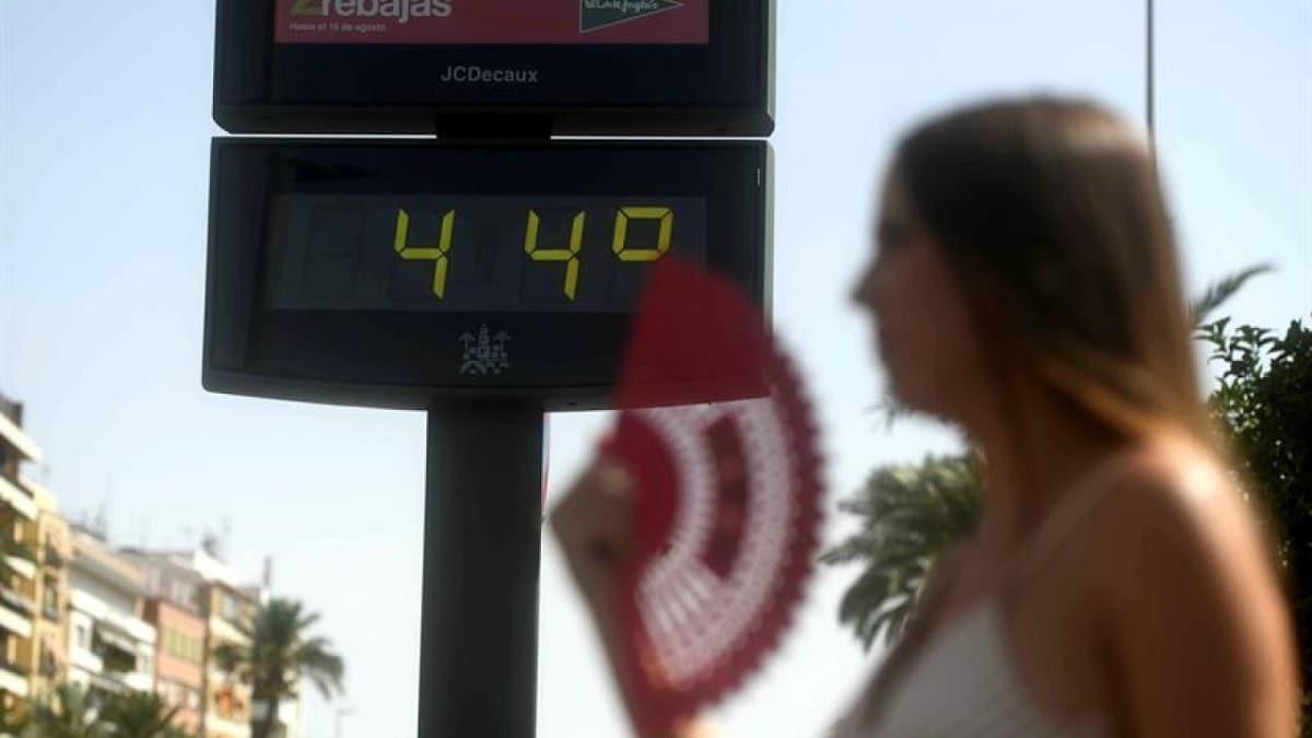 aumento de temperaturas