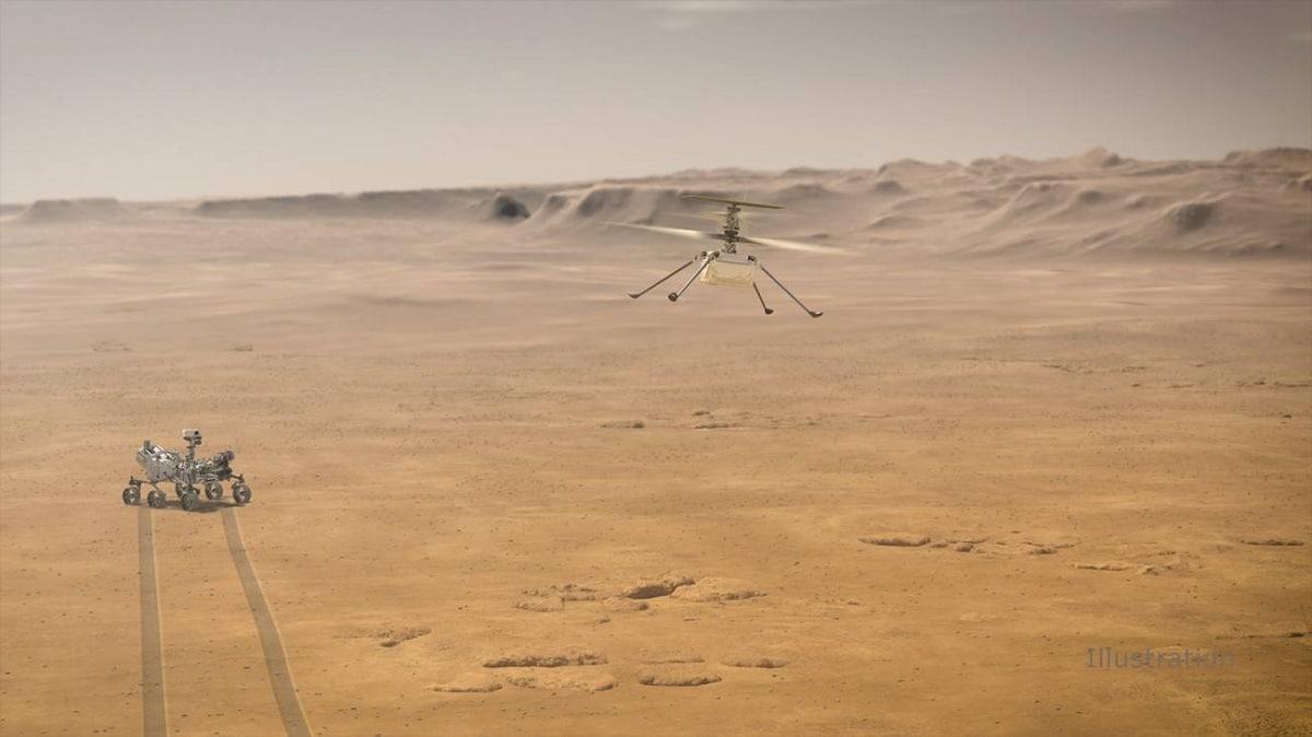 exploracion marciana