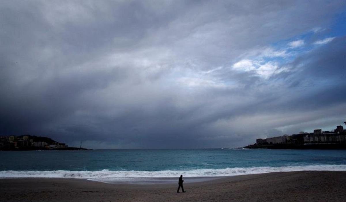formacion de nubes de tormenta