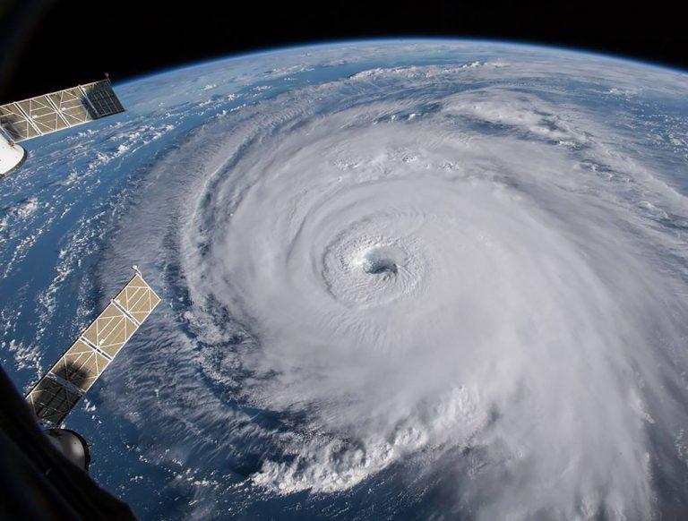 formacion de una tormenta tropical