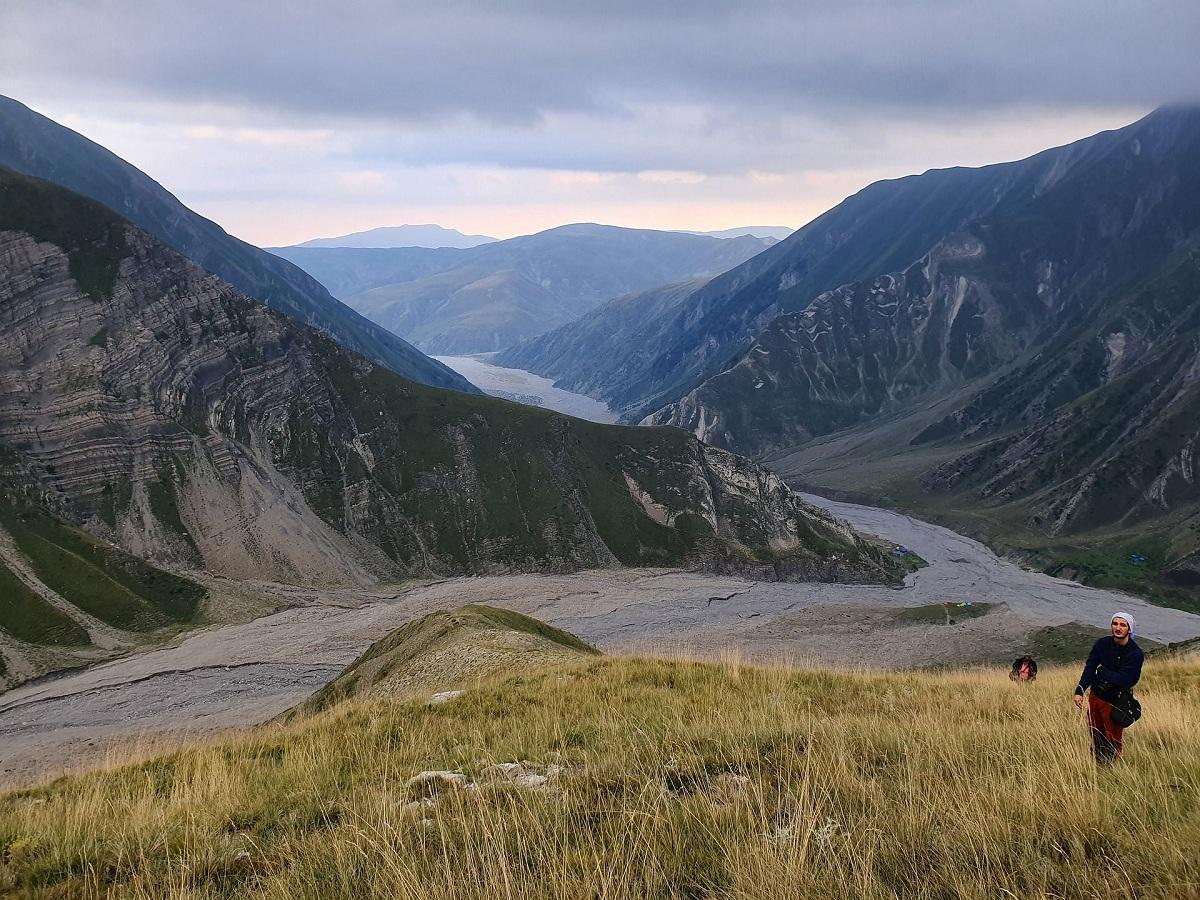 geologia de las montañas