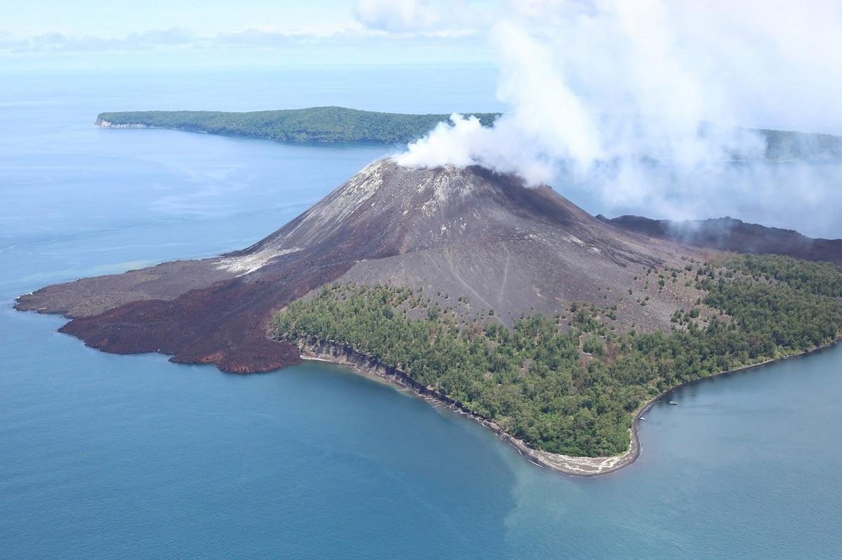 isla volcanica