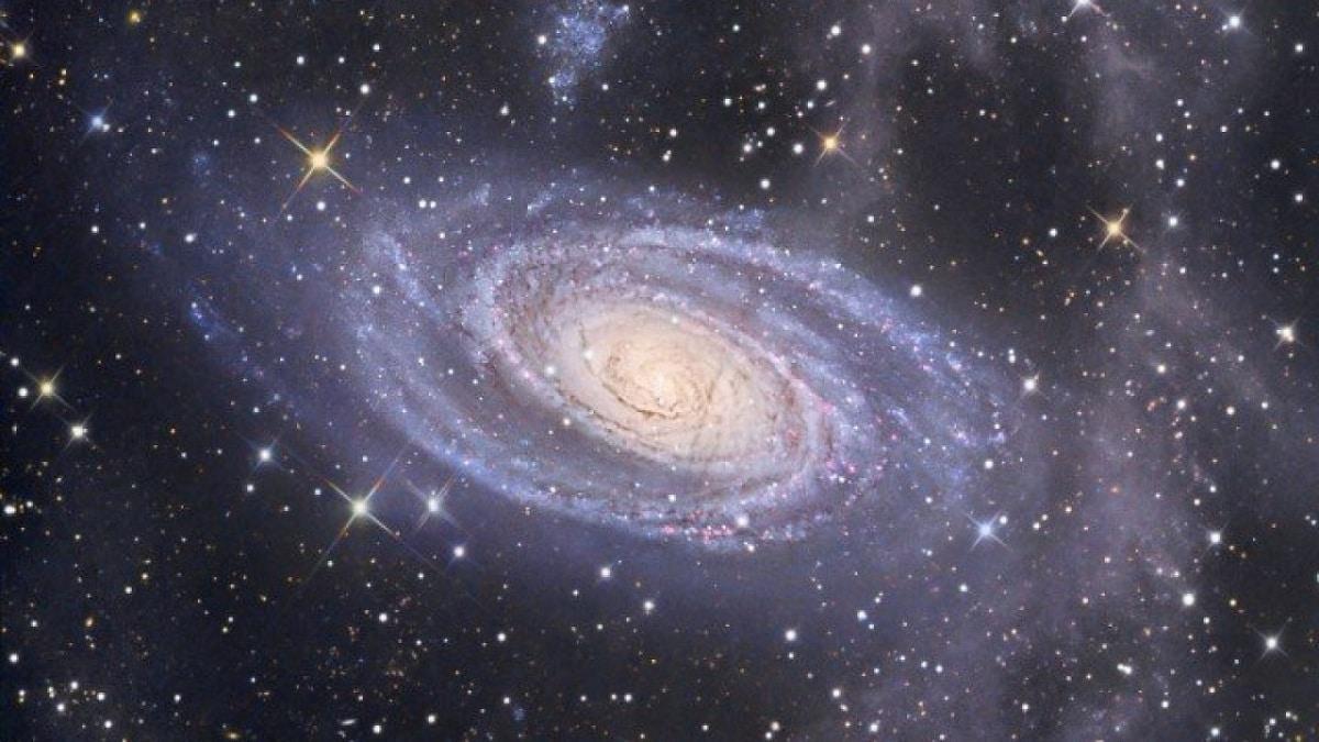 que es una galaxia