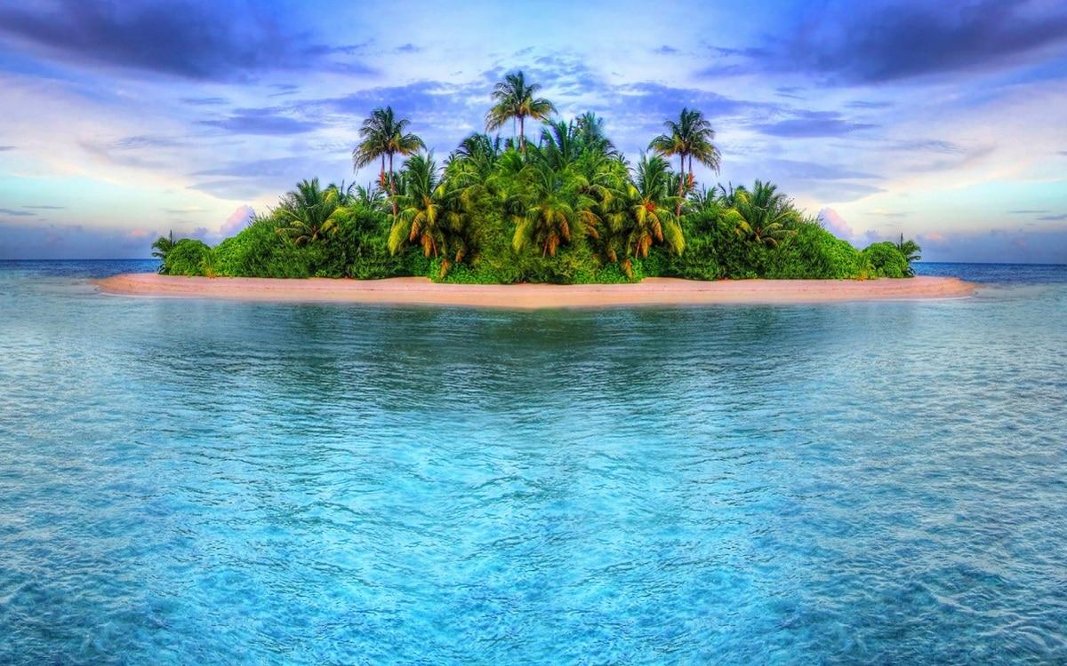 que es una isla y sus caracteristicas