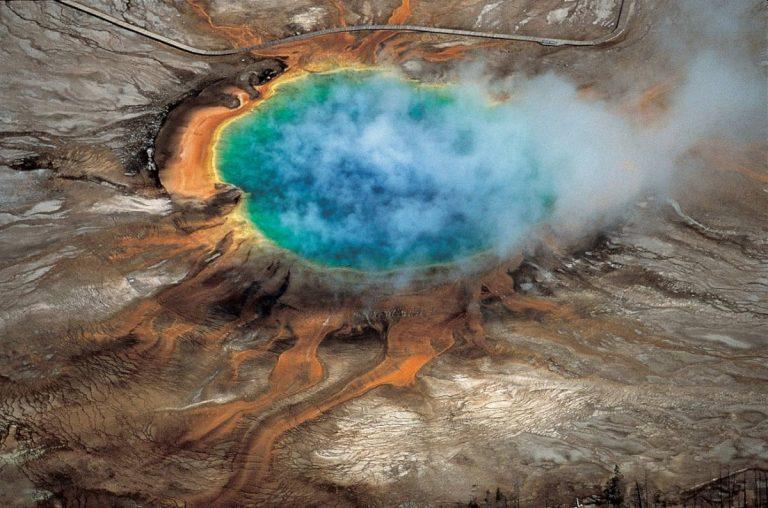 super volcan yellowstone