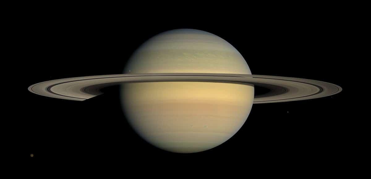 anillos de saturno el planeta gaseoso