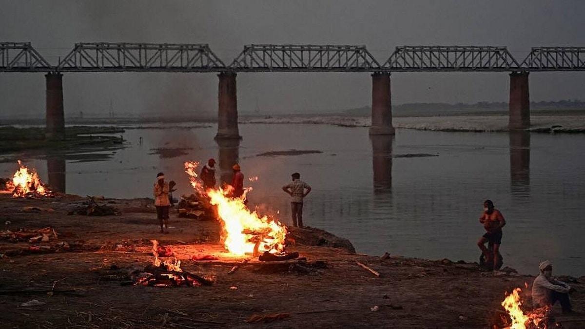 contaminacion del rio sagrado
