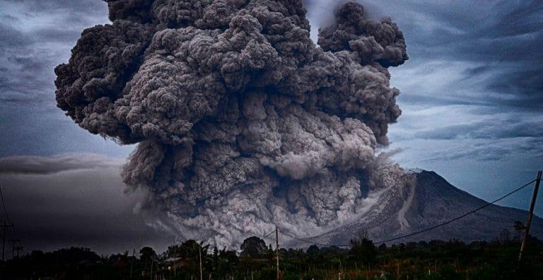 desastres naturales volcanes