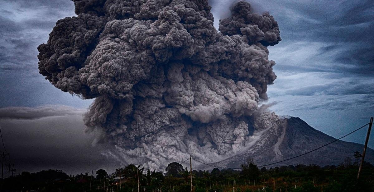 desastre natural volcanes