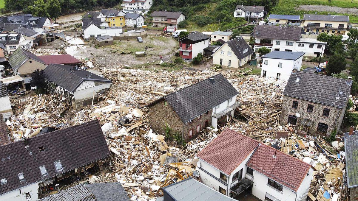 destruccion de casas