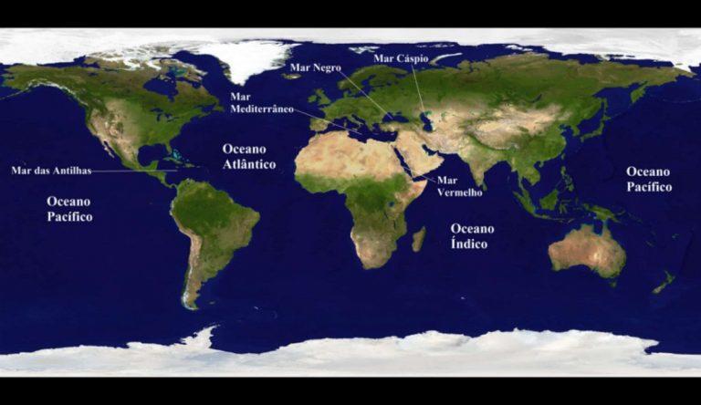 mares del mundo