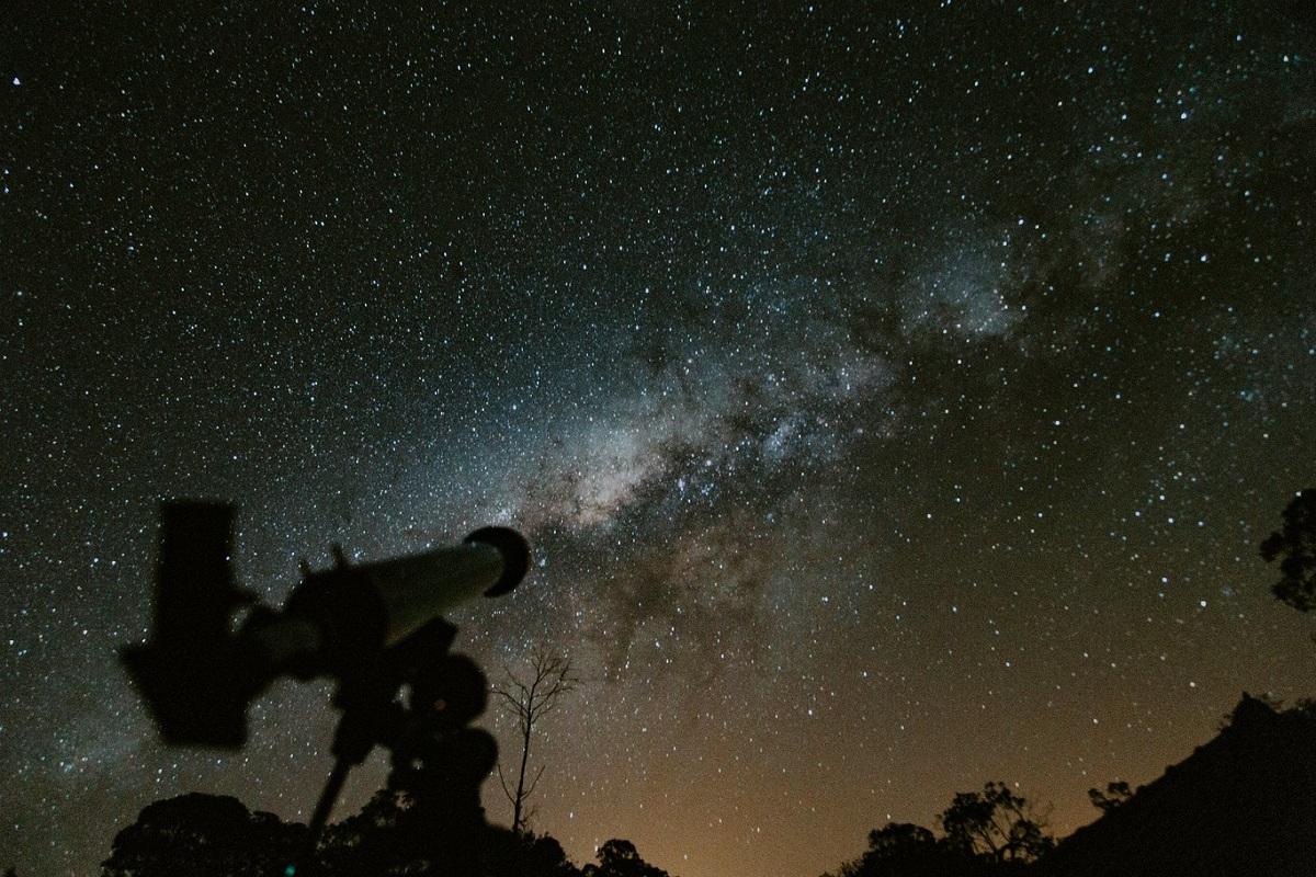 observacion del cielo