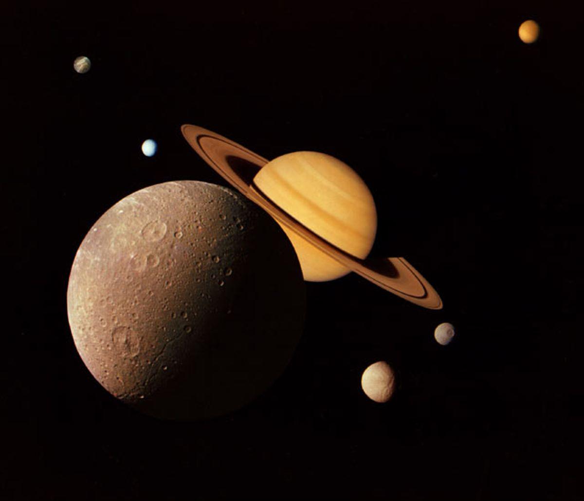 conjuncion de planetas