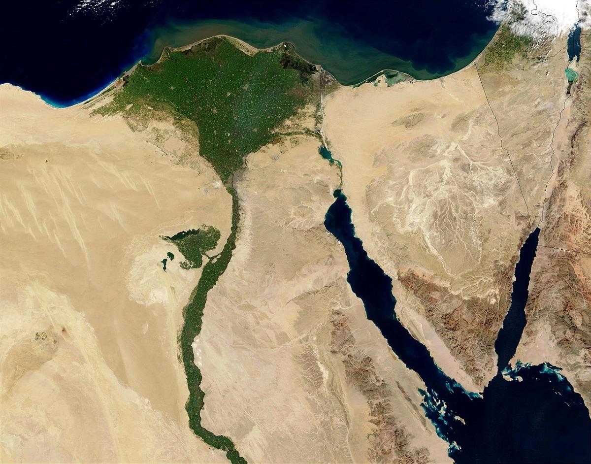 ubicacion del rio mas largo del mundo