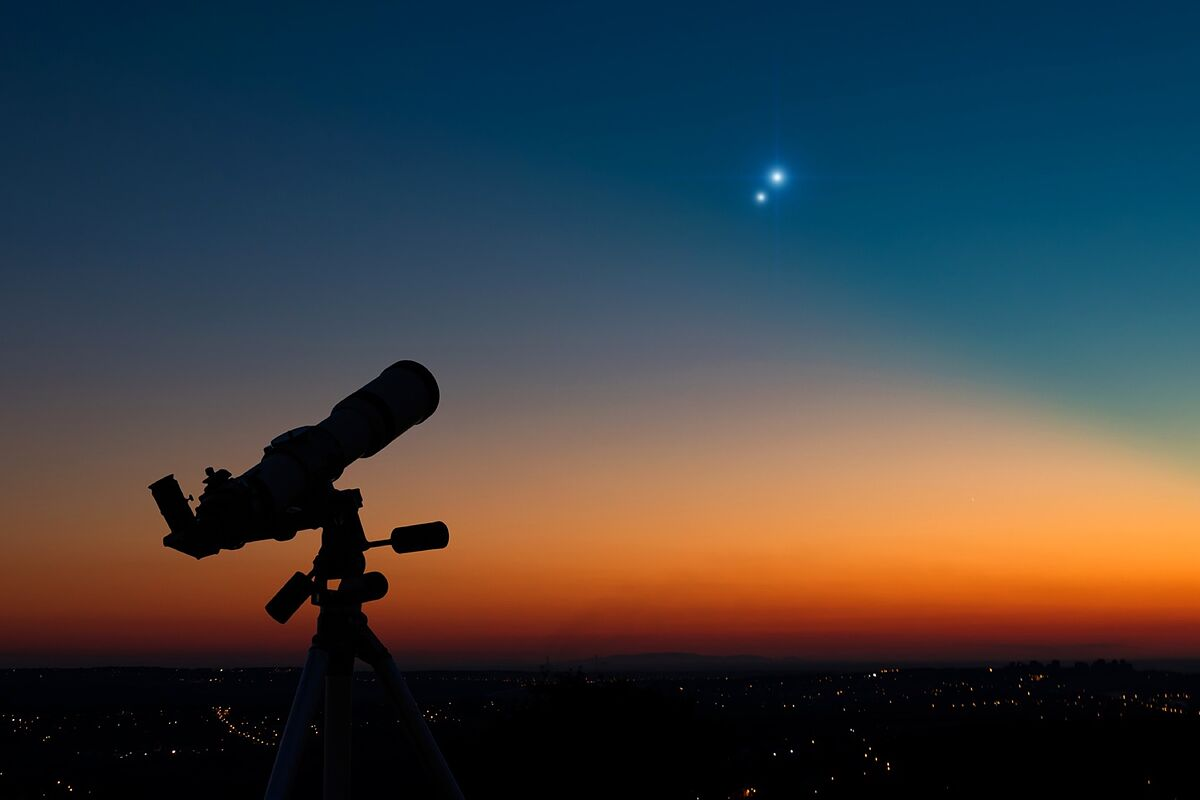 ver la estrella de belen