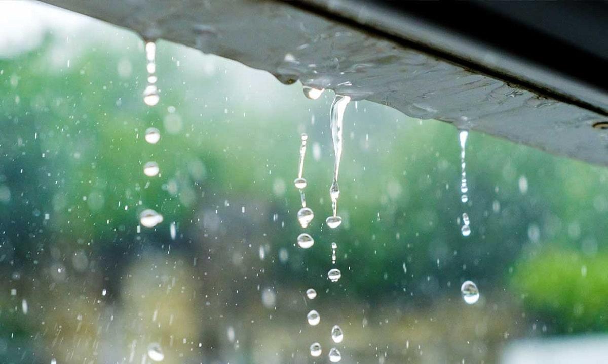 caida de lluvia