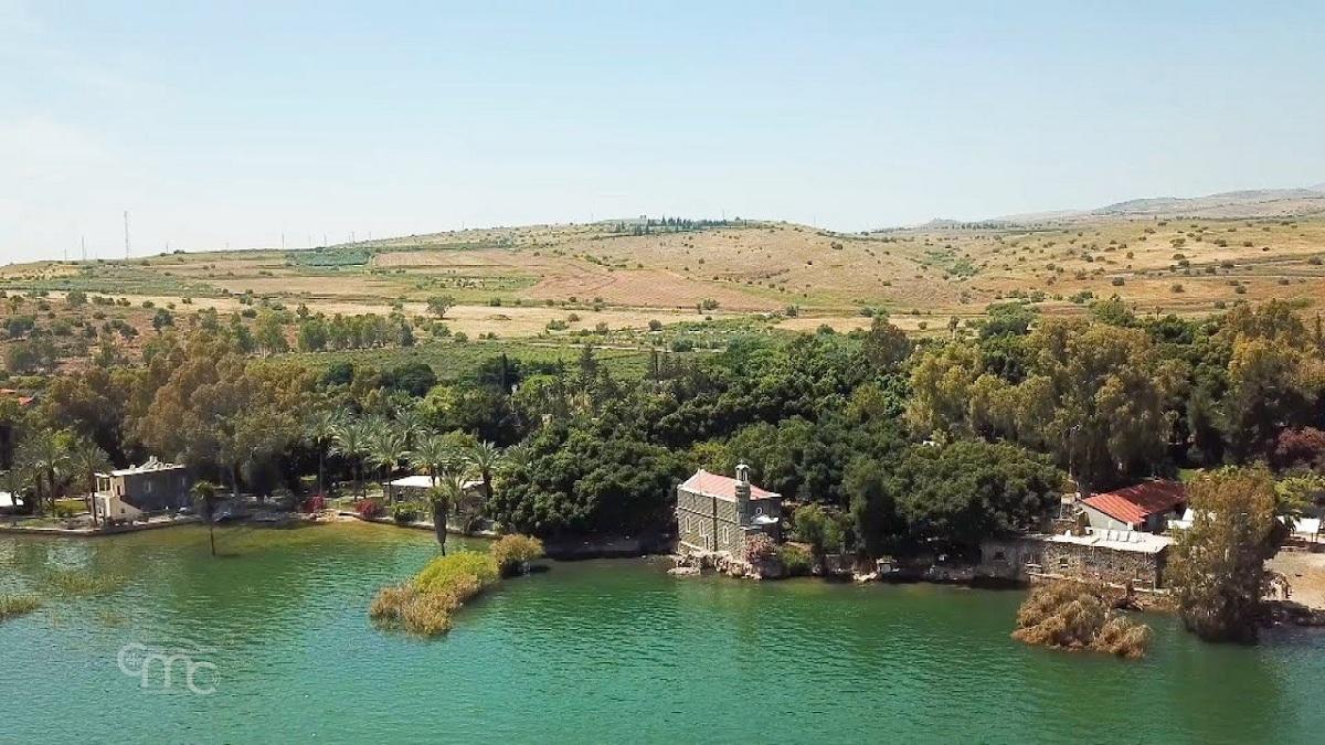 lago de jesus