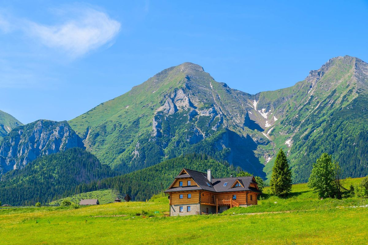 paisajes del monte