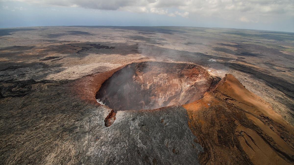 volcan mauna kea