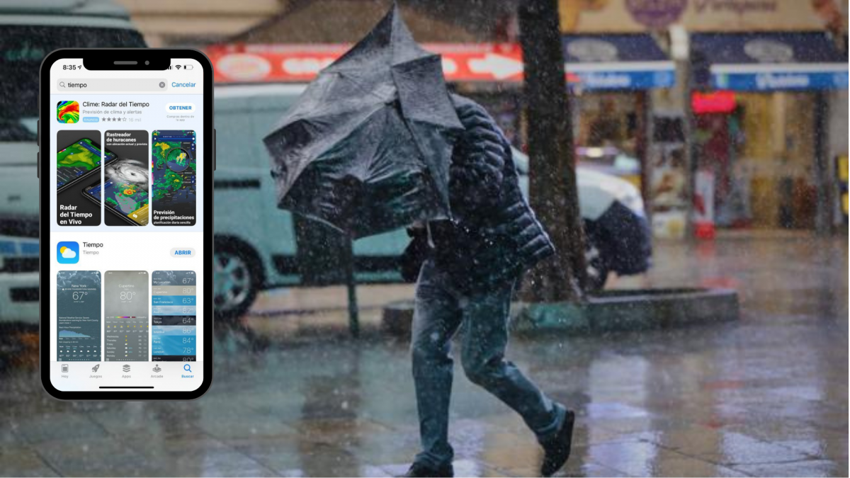 desarrollo de la prediccion meteorologica